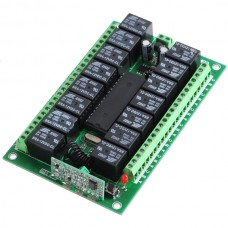 15CH Remote Control Switch Receiver Module 12VDC