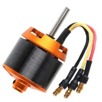 F3340-1500 KV1500 Brushless Exterior Rotor Motor Outrunner Motor For RC Airplane Quadcopter Multicopter