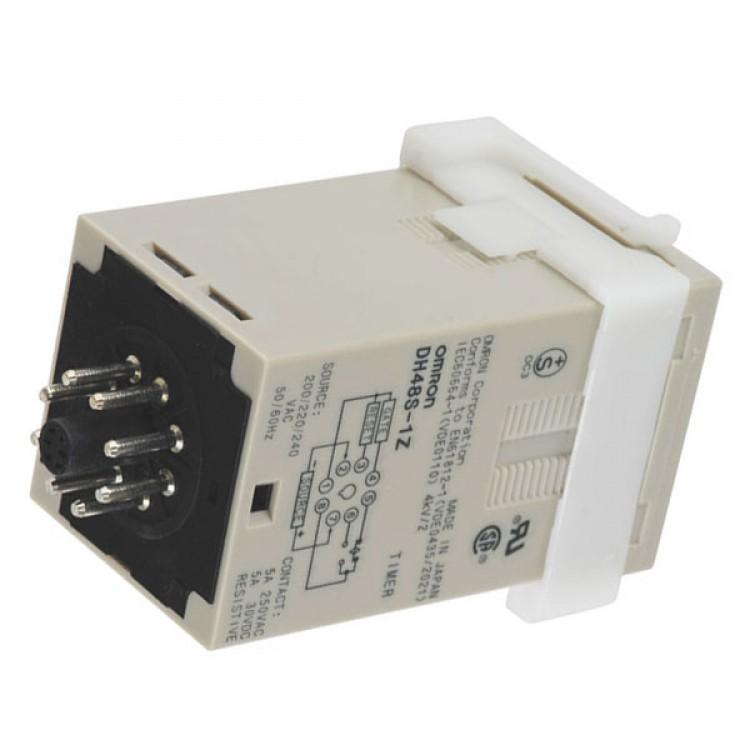 DC 220V AC 0 01s-99h99min Digital Time Delay Relay DH48S-1Z