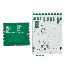 2.4G 50mw Dual Channel Compatible RF Module + 2.4G Receiver Module For FPV System