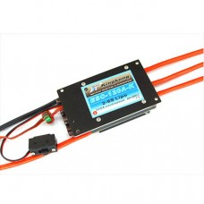 Hifei KingKong Series 2-6S ESC-120A-K Electric Speed Control with Data Logger for Airplane