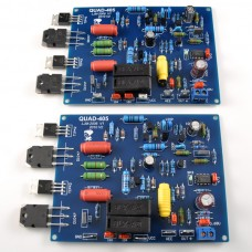 QUAD 405 125W + 125W Power Amplifier Kit 2pcs