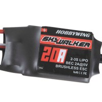 Hobbywing Skywalker 20A 2A-BEC Brushless ESC for Quadcopter Multicopter 4-Pack
