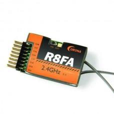CORONA R8FA 8-Ch Spread Spectrum/FASST Compatible Receiver