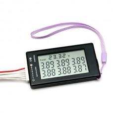 Maxpro 2-6S LCD Lithum Li-po Battery Detector LCD-6 V2