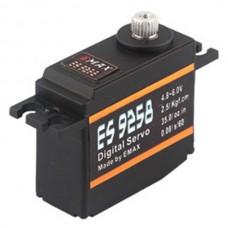 EMAX ES9258 Metal Gear Digital Servo 27g/ 3kg/ 0.05 sec