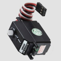 SpringRC SM-S3317S Mini Small Analog Servo 360-degree