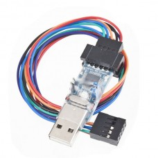 USB-ASP Atmel ISP Programmer Download Adapter