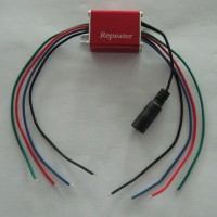 LED Repeater LED Amplifier Controller for RGB LED Strip Light SLRP-4A0