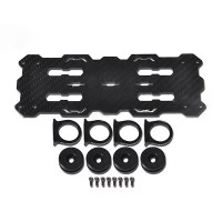 Tarot T810/T960 Hexacopter Parts Under Dual Battery Mounting Bracket Plate Set