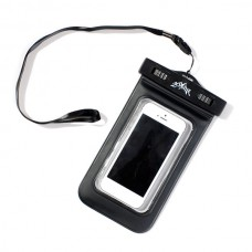 "Waterproof 20M Dry Diving Pouch Cover Case Bag For iPhone 5 4 4S 4.5"" Cellphone-Black"