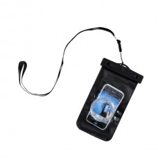 Outdoor Sport Swimming Beach Phone Camera 20M Waterproof Dry Bag Pouch Lens Protector-Black