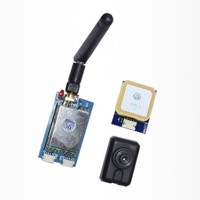 1.2G Saio OSD Skylark FPV OSD+10HZ GPS + 520TVL CCD Camera for FPV System