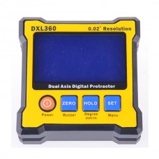 Digital Protractor Inclinometer Level Box Upgraded DXL360 V2.0