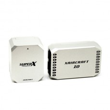 XAircraft SuperX Multicopter Flight Control System Supports Quadcopter X and + Mode(Universal Version)