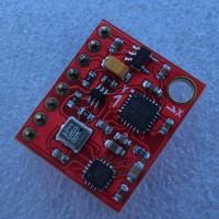 10DOF IMU BMP180 HMC5883L MPU6050 Sensor Module (Triaxial accelerometer+3-axis Magnetic field + Pressure)