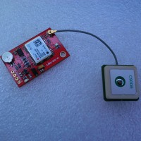 Ublox NEO-6M GPS Module w/ EEPROM TTL OutPut LED Indicator for RC Hobby