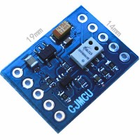 MS5611 High-resolutio​n Atmospheric Pressure Module Height Sensor DIY 3V-5V