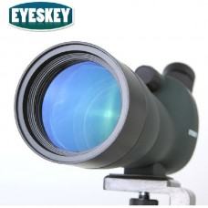 Eyeskey Telescope Waterproof 20-60x60 Zoom Spotting Scopes with Tripod Telescope-Military Green
