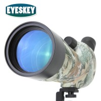 Eyeskey Telescope Waterproof 20-60x60 Zoom Spotting Scopes with Tripod Telescope-Camouflage