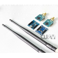 XBee-PRO 900HP 920MHz 250mW Long Distance Transmitter+Receiver FPV Telemetry Set