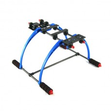 FPV Anti Vibration Multifunction Landing Skid DJI F450 F550 Quadcopter Hexacopter Blue