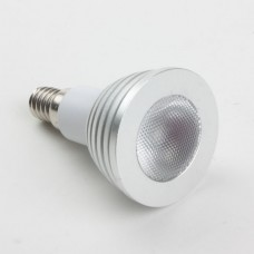 E14 5W PRA20 LED Spot Light Bulbs Lamp RGB LED Light AC85-265V 270lm 4500K