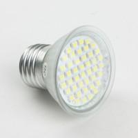 E27 4W LED 3528 LED Light Bulbs Lamp Cool White LED Light 220V 320lm 6500k