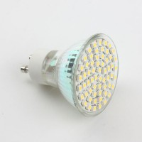 GU10 4W LED 3528 LED Light Bulbs Lamp Warm White LED Light 220V 320lm 3000k