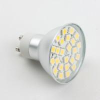 GU10 4W LED 5050 LED Light Bulbs Lamp Warm White LED Light 220V 320lm 3000k