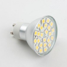 GU10 4W LED 5050 LED Light Bulbs Lamp Warm White LED Light 220V 320lm 3000k
