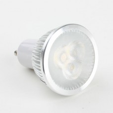 GU10 6W LED Lamp LED Light Bulbs Lamp Warm White LED Light 85-265V 420lm 3000k