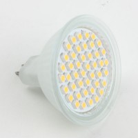 Mr16 4W 3528 LED Spot Light Bulbs Lamp Warm White LED Light 100-240V 320lm 3000k Round