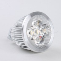 MR16 5W LED Spot Light Bulbs Lamp Warm White LED Light 12V 450lm 3000k Round