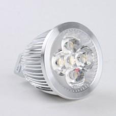 MR16 5W LED Spot Light Bulbs Lamp Warm White LED Light 12V 450lm 3000k Round