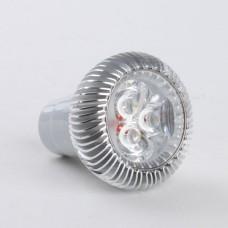 GU10 3W LED Lamp LED Light Bulbs Lamp Warm White LED Light 85-265V 270lm 3000k