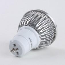 GU10 4W LED Lamp LED Light Bulbs Lamp Cool White LED Light 85-265V 360lm 6000k