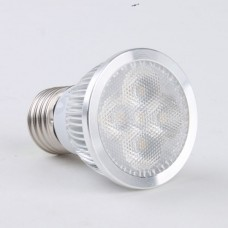 GU10 4W LED Lamp LED Light Bulbs Lamp Warm White LED Light 85-265V 360lm 3000k