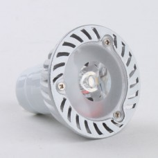 GU10 3W LED Lamp LED Light Bulbs Lamp Cool White LED Light 85-265V 140lm 6000k
