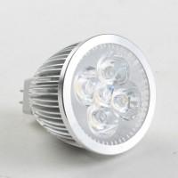 MR16 5W LED Spot Light Bulbs Lamp Cool White LED Light 12V 450lm 6000k Round