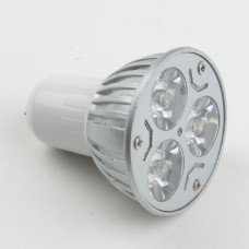 Mr16 3W LED Spot Light Bulbs Lamp Cool White LED Light AC/DC 85-265V 270lm 6000k