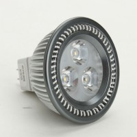 Mr16 9W Cree LED Spot Light Bulbs Lamp Cool White LED Light 12V 550lm 6000k Round