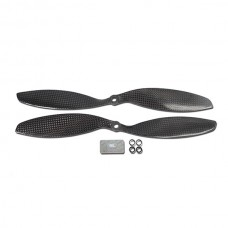 Tarot A Series 1038 (8MM Shaft) Carbon Fiber Paddle TL2832 Carbon Fiber Propeller