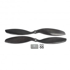 Tarot A Series 1238 Carbon Paddle Pros TL2833 Carbon Fiber Propeller for Multicopter