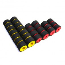 24x8x65mm Shock-resistance Skid-proof Sponge Foam Tube Protector for Multicopter Landing Skid Gear 4pcs/lot