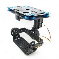 Mastor-HX Professional TV FPV Brushless Camera Gimbal PTZ for GH3/GH2/5N/NEX7/100D & More DSLR Camera