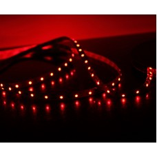 5M 60Led/m 3528 300leds Non-Waterproof SMD LED Strips Bar Lights Flexible LED Strip-Red