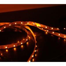 5M 60Led/m 3528 300leds Non-Waterproof SMD LED Strips Bar Lights Flexible LED Strip-Yellow