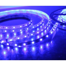 5M 60Led/m 3528 300leds Non-Waterproof SMD LED Strips Bar Lights Flexible LED Strip-Blue