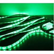 5M 60Led/m 3528 300leds Waterproof SMD LED Strips Bar Lights Flexible LED Strip-Green